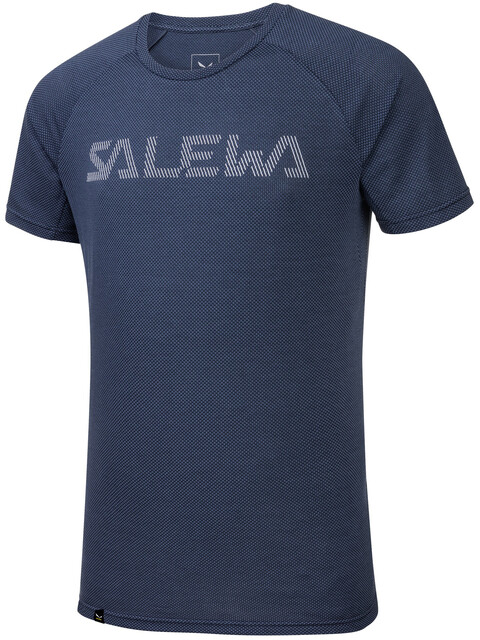 Salewa Pedroc Delta Dry S/S Tee Men delta night black